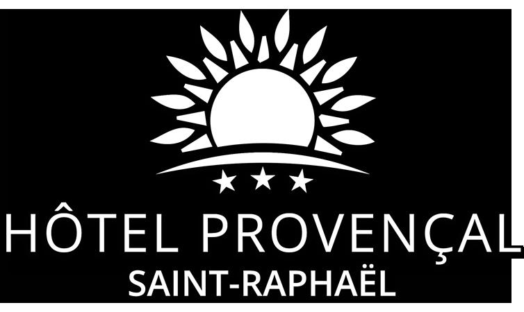 Logo du site officiel de l'hôtel Provençal Saint-Raphaël
